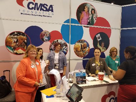 CMSA Foundation Board<br>Working hard for case management!